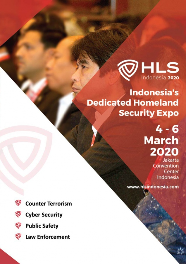 HLS Indonesia-2020, Homeland security Expo